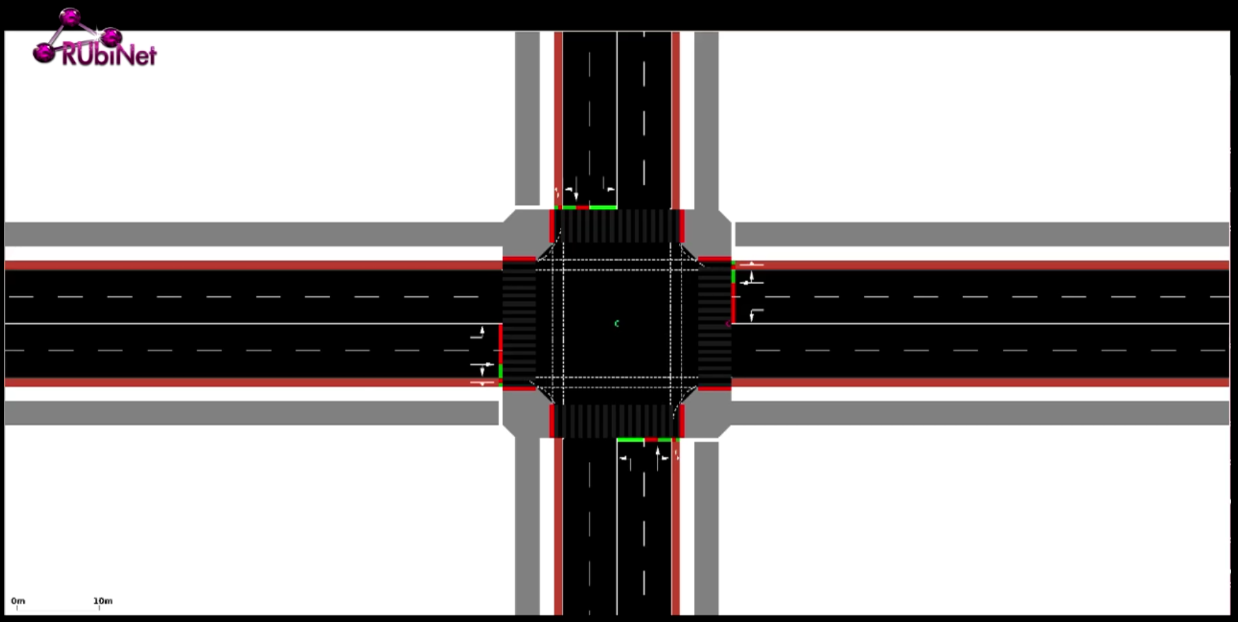 VENTOS - VEhicular NeTwork Open Simulator